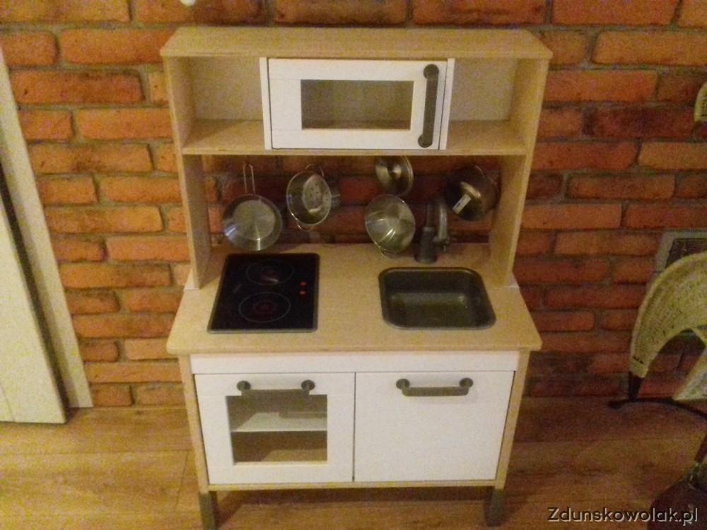 Drewniana Kuchnia Dla Dzieci Ikea Sieradzakpl