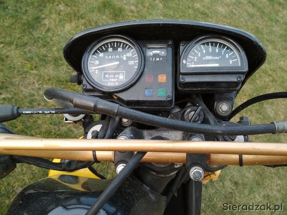 Fantastyczny Sprzedam HONDA MTX 80!! - Sieradzak.pl MB43