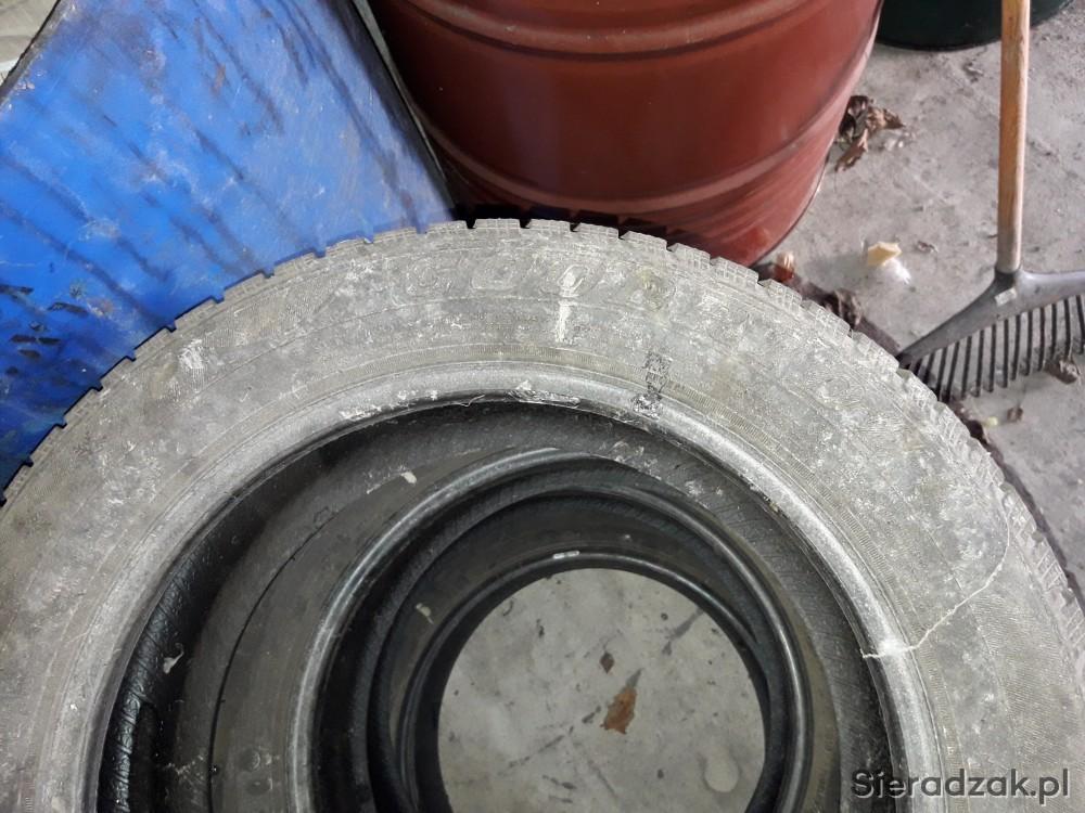 Nowe Opony Zimowe Rozmiar 16 Sieradzakpl