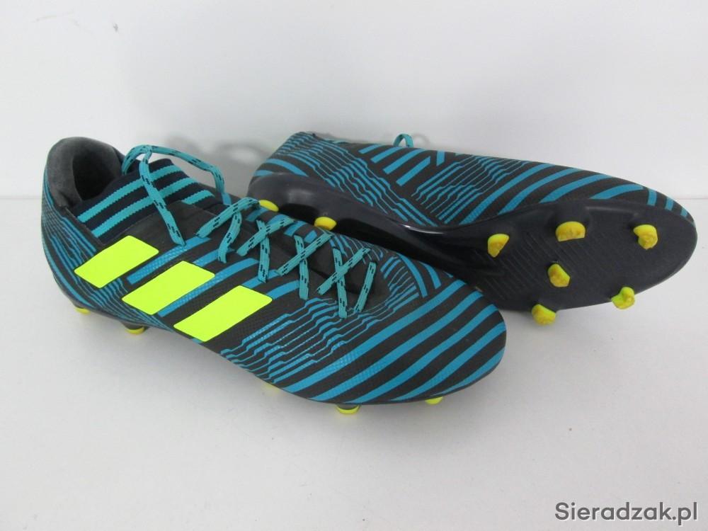 bad63e6fa używane buty piłkarskie w rozmiarze 41 1/3,długość wkładki 26cm.stan bardzo  dobry.