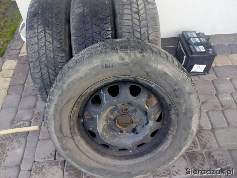 Felgi Stalowe Opony Zimowe 14 Mazda 323f Sieradzakpl