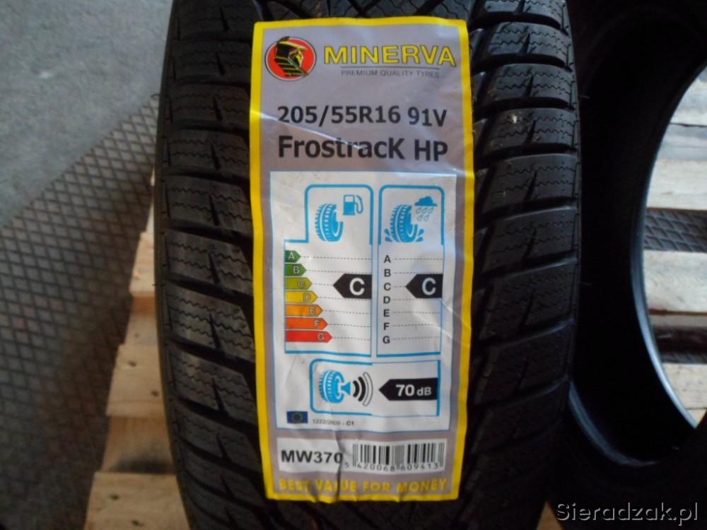 Nowe Opony Zimowe Minerva 205 55 R 16 Sieradzakpl