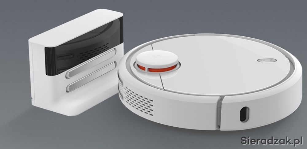 Odkurzacz Xiaomi Mi Robot Vacuum Cleaner Sieradzakpl
